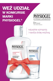 Konkurs Physiogel